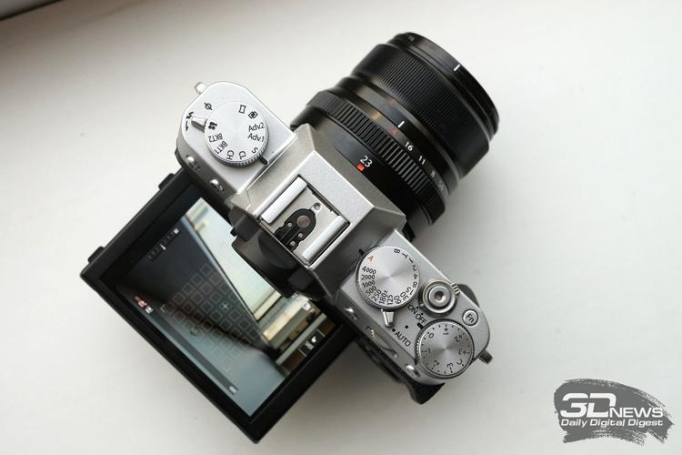 """Дебют беззеркального фотоаппарата Fujifilm X-T30 ожидается в начале 2019 года"""""""