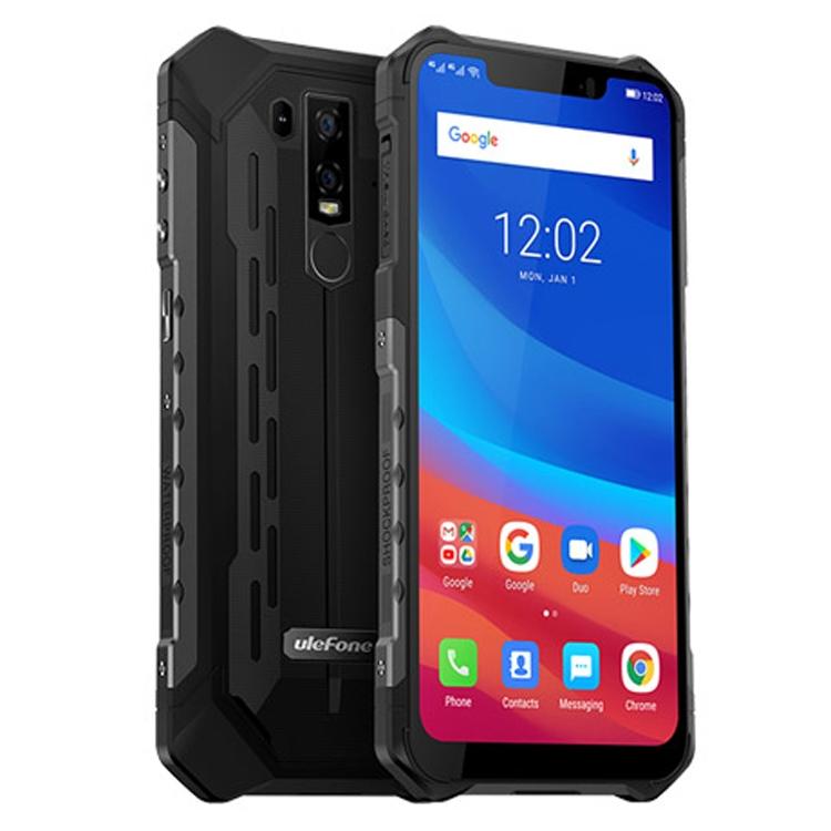 """Неубиваемый смартфон Ulefone Armor 6 получил поддержку 5G"""""""