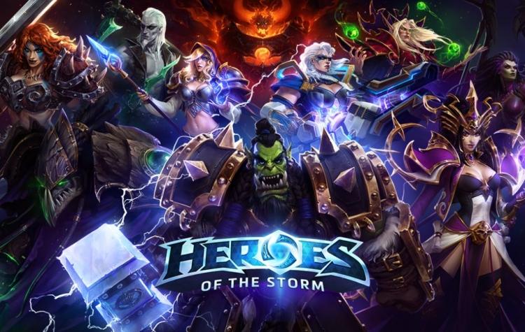 """Фанаты Heroes of the Storm самостоятельно проведут турнир по игре"""""""