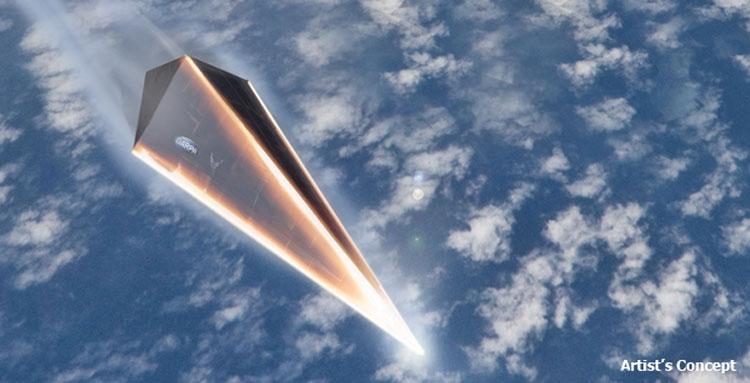 """Программа DARPA MACH будет решать проблемы с перегревом обтекателей при движении на гиперзвуке"""""""