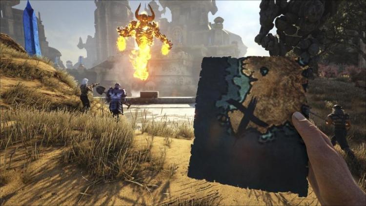 """Сегодня ММО Atlas от авторов ARK выйдет в раннем доступе Steam"""""""
