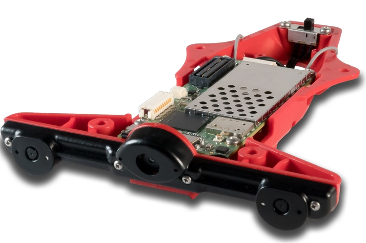 """Комплект Intrinsyc Qualcomm Flight Pro поможет в создании дронов"""""""