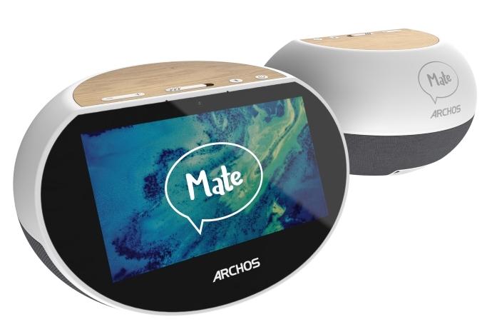 """ARCHOS представила пару смарт-дисплеев с поддержкой Alexa"""""""
