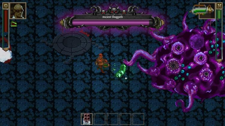 """Разработка контента роглайта Lovecraft's Untold Stories завершена, игра выйдет в конце января"""""""