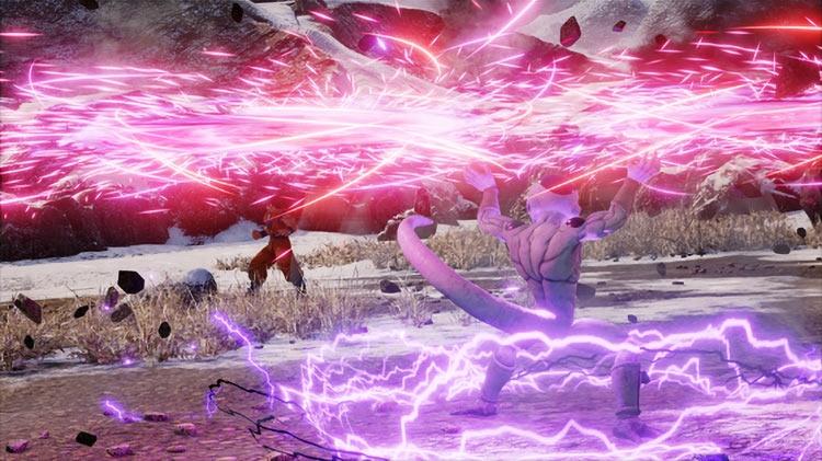 """Видео: бои Деку и Астера на раскалённом острове в Jump Force"""""""