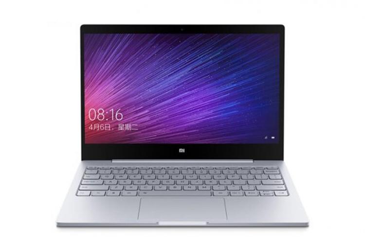 """Лэптоп Xiaomi Mi Notebook Air с 12,5"""" дисплеем стоит менее $600"""""""
