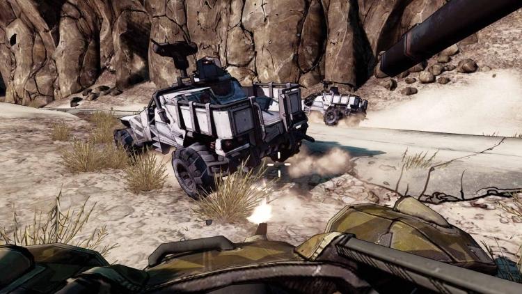 """Видео: 16 минут неловкого геймплея Borderlands 2 VR"""""""
