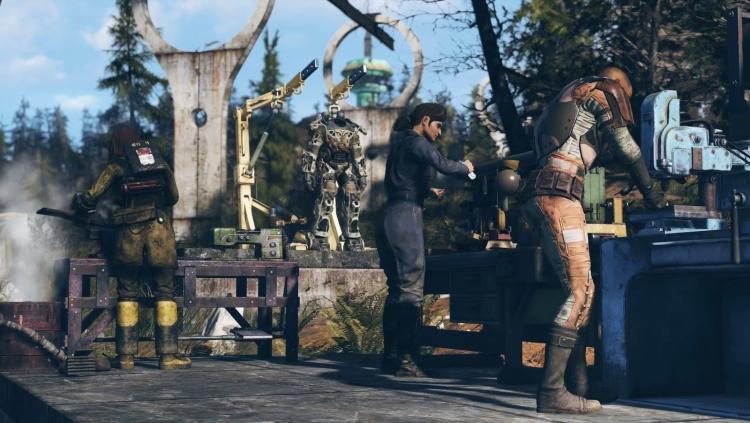 """В Fallout 76 скоро добавят режим с нормальным PvP"""""""