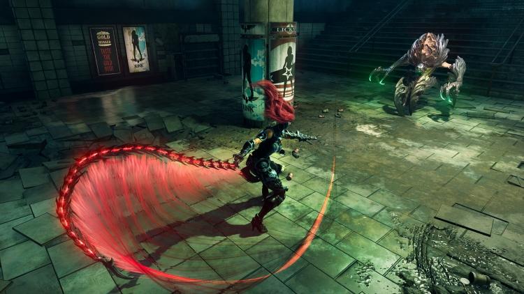 """ВDarksiders III ввели классическую боевую систему в духе первых двух частей серии"""""""