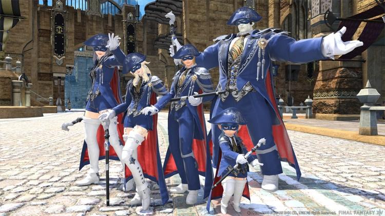 """Синий маг появится в Final Fantasy XIV в начале января"""""""
