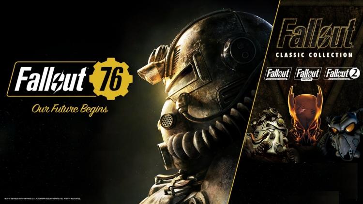 """Обладателям Fallout 76 подарят сборник старых частей серии"""""""