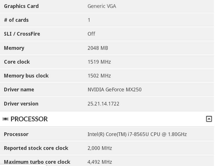 """NVIDIA GeForce RTX 2070 Max-Q оказалась производительнее настольной AMD Radeon RX Vega 64"""""""