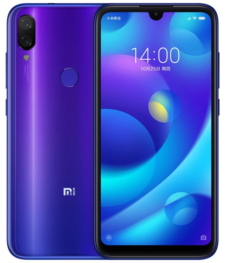 "Смартфон Xiaomi Mi Play за $160 оснащён процессором MediaTek Helio P35"""