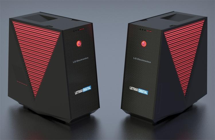 """LG предложила оригинальный дизайн для игрового настольного ПК"""""""