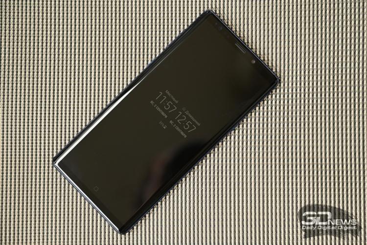 """Фаблет Galaxy Note 10 превзойдёт предшественника по размеру экрана"""""""