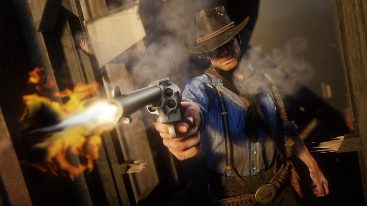 """Red Dead Redemption 2 продолжает доминировать в британском чарте"""""""