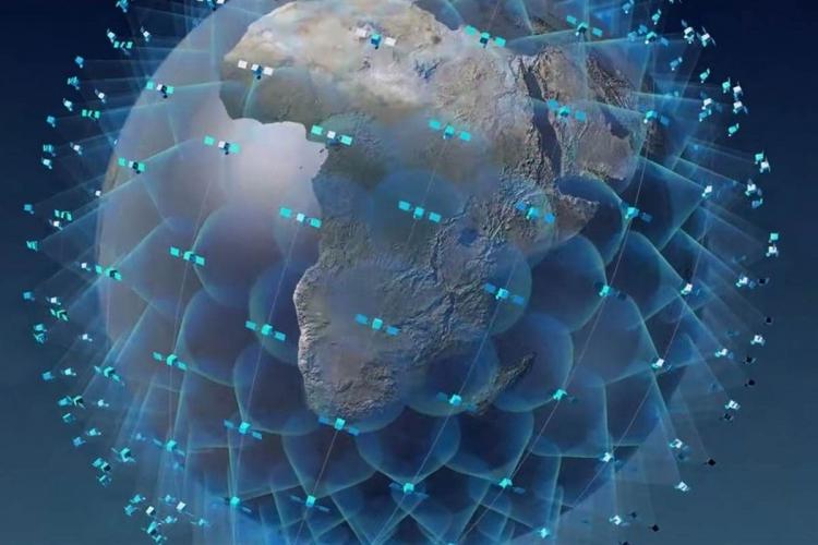 """России предложили купить миноритарную долю в проекте американского спутникового оператора OneWeb"""""""