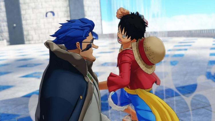"""Видео: вступительный ролик и свежий трейлер экшена One Piece: World Seeker, который выйдет 15 марта"""""""