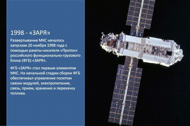 """Срок эксплуатации первого МКС-модуля «Заря» увеличен до 30 лет"""""""