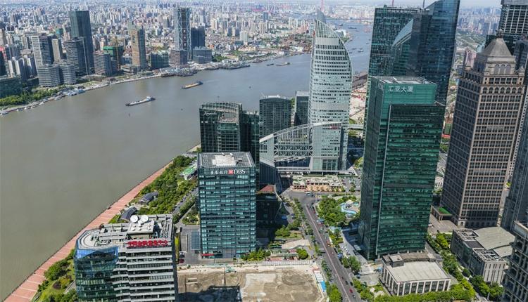 "Фото дня: 195 гигапикселей Шанхая"""
