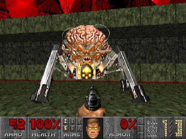 """Робот-пылесос поможет создавать карты для оригинальной Doom"""""""