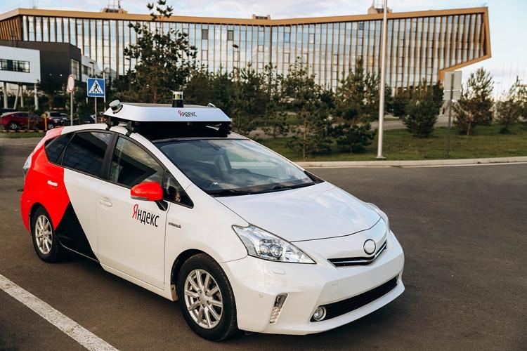 """Робомобили «Яндекса» выедут на дороги общего пользования Израиля"""""""