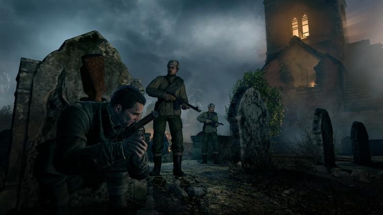 """Слухи: ремастер шутера Sniper Elite V2 находится в разработке"""""""