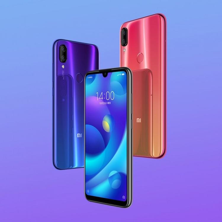 """Смартфон Xiaomi Mi Play вышел в трёх модификациях вместо одной"""""""