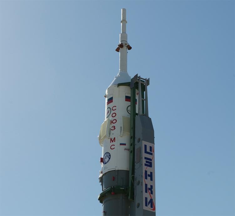 """NASA хочет и дальше использовать российские корабли для доставки астронавтов на МКС"""""""