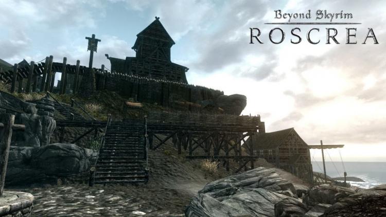 """Видео: первый дневник разработки глобальной модификации Beyond Skyrim с демонстрацией локаций"""""""