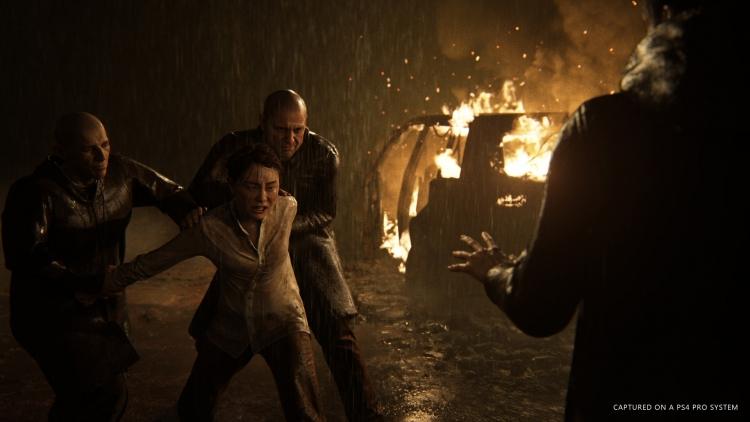 """Видео: посиделки у рождественского огня от разработчиков Overwatch и The Last of Us: Part II"""""""