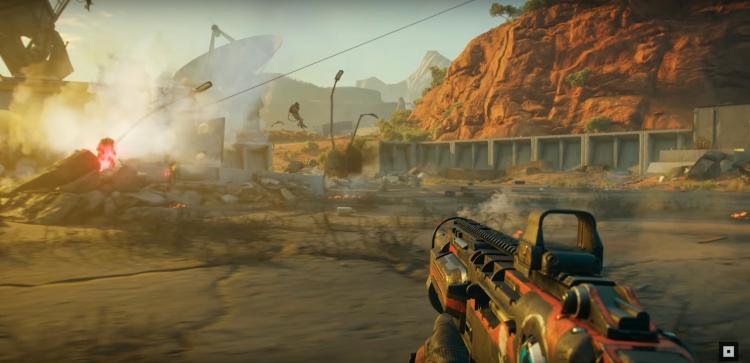 """Видео: Rage 2 демонстрирует визуальное богатство и разнообразие биомов"""""""