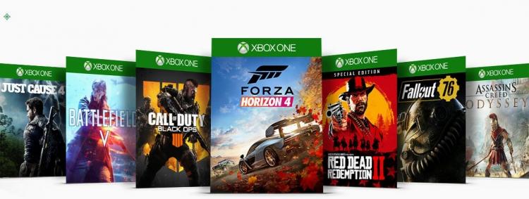 """Видео: реклама рождественской распродажи в магазине Xbox"""""""