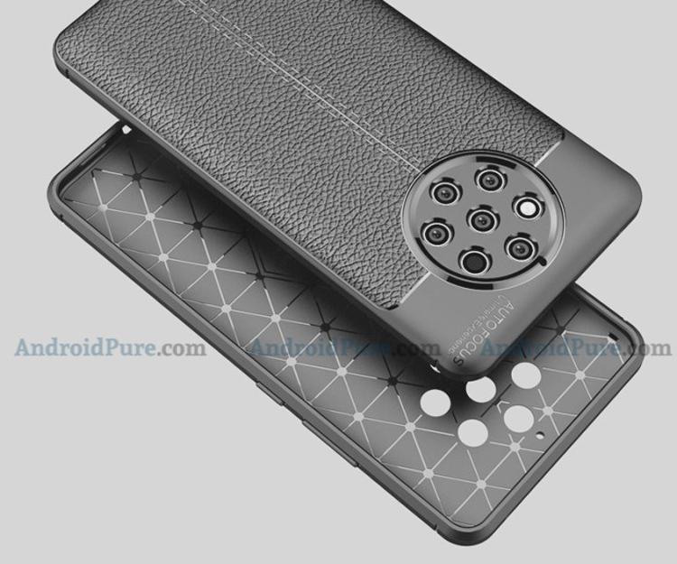 """Nokia 9 PureView: смартфон с уникальной камерой позирует на изображениях"""""""