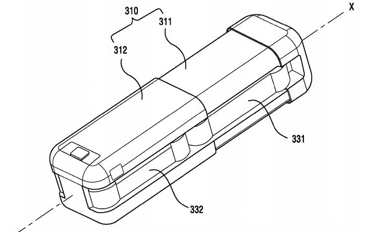 """Samsung может выйти на рынок дронов с беспилотником-трансформером"""""""