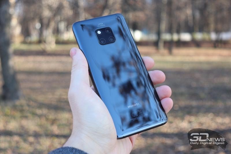 """Huawei поднялась на второе место по выручке от продаж смартфонов в России"""""""