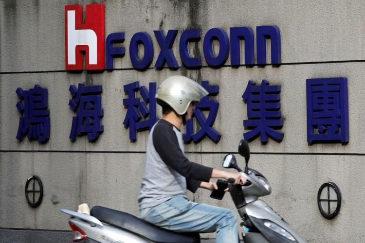 """В 2019 году Foxconn начнёт сборку Apple iPhone X в Индии"""""""