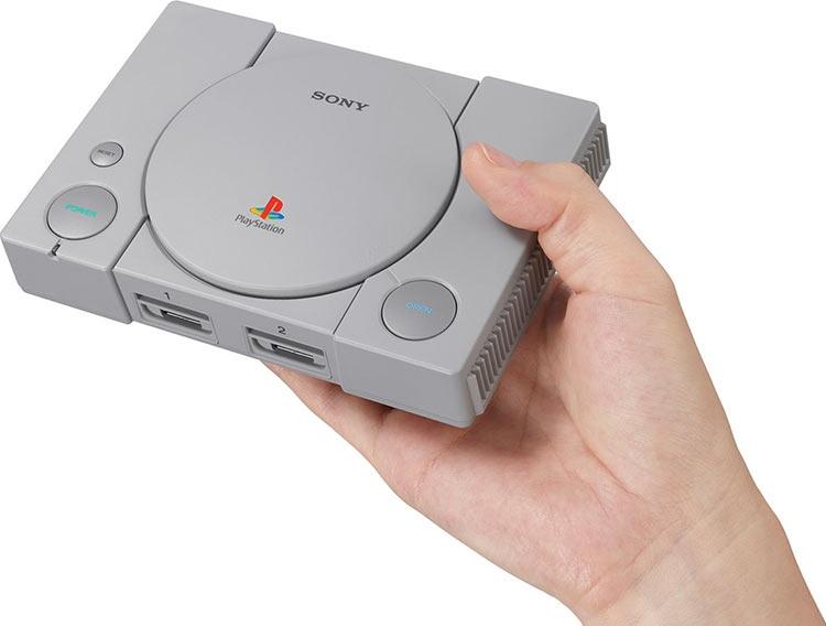 "Sony решила подстегнуть спрос на PlayStation Classic, снизив цену на 40 %"""