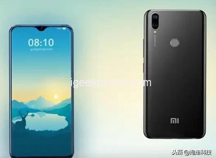 """Xiaomi Redmi 7: неанонсированный смартфон показался на изображениях"""""""