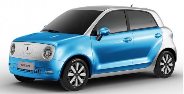 """Электромобиль ORA R1 компании Great Wall Motors обойдётся в $8680 с учётом субсидий"""""""