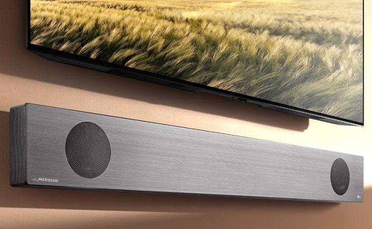 """Звуковые панели LG Advanced 2019 могут предложить умные функции"""""""