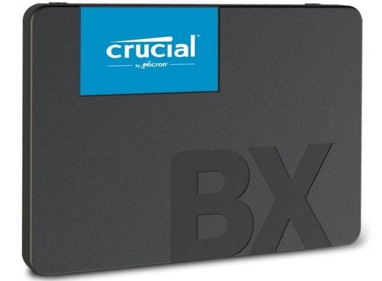 """Серию Crucial BX500 пополнит твердотельный накопитель на 960 Гбайт"""""""