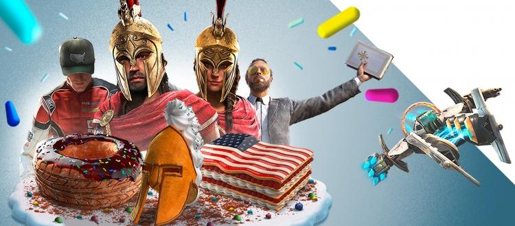 "Видео: «Сладкие предложения» в Ubisoft Store"""