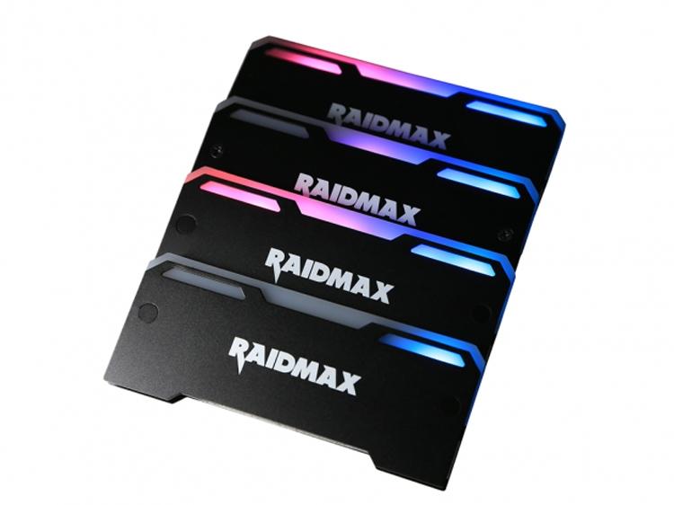 "Raidmax MX-902F: подсветка и охлаждение для модулей оперативной памяти"""