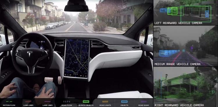 """Tesla ищет добровольцев среди сотрудников для тестирования нового автопилота"""""""