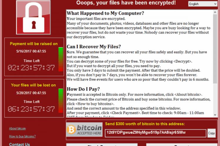 """Эксперты считают, что шифровальщик WannaCry не уничтожен"""""""