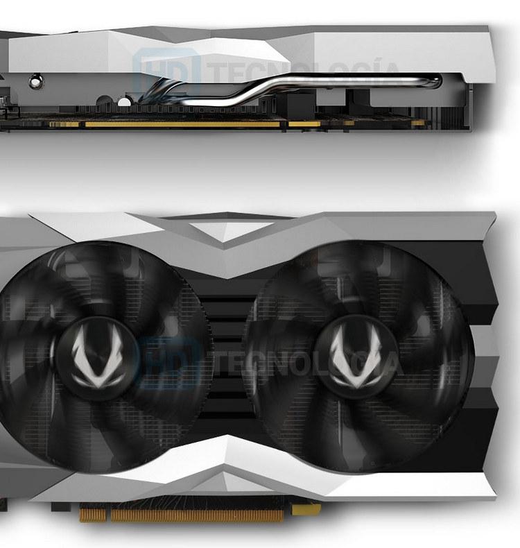 """Zotac готовит как минимум две модели GeForce RTX 2060"""""""