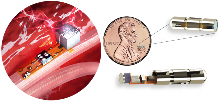 """Iota Biosciences привлекла $15 млн на производство встраиваемых в тело крошечных датчиков"""""""