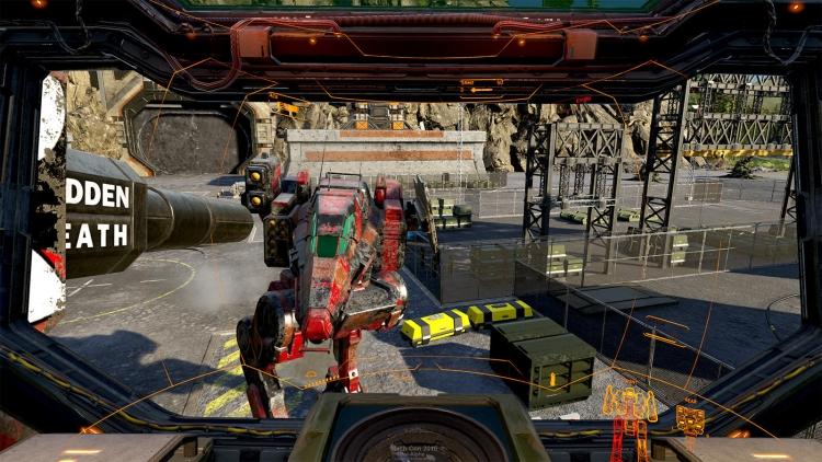 """Видео: демонстрация различных эффектов и боёв огромных роботов в MechWarrior 5: Mercenaries"""""""