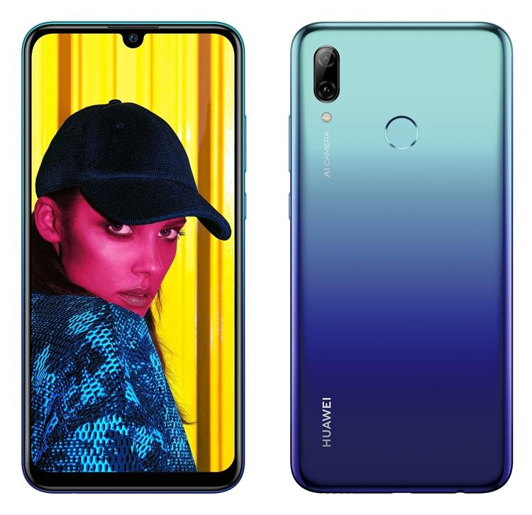 """Huawei P Smart (2019): смартфон среднего уровня с 6,21"""" экраном Full HD+"""""""